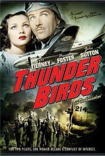 Poster do filme Águias de Fogo