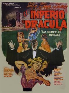 Poster do filme El Imperio de Drácula