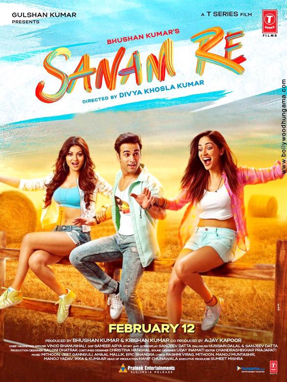Poster do filme Sanam Re