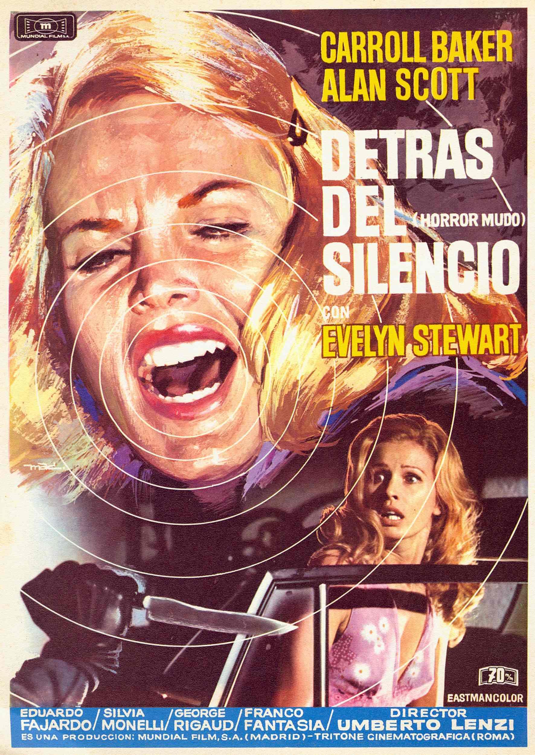 Poster do filme A Lâmina de Aço