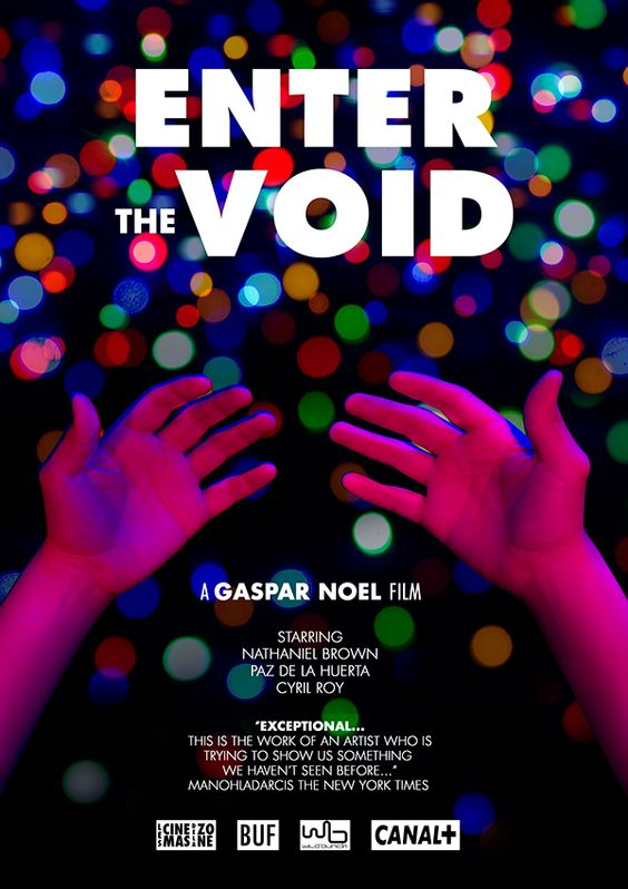Poster do filme Enter The Void - Viagem Alucinante