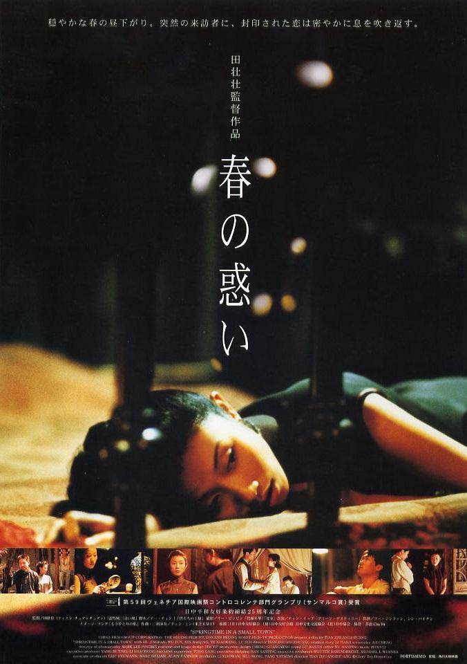Poster do filme Primavera Numa Pequena Cidade