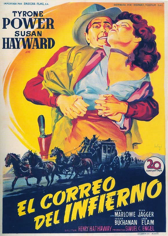 Poster do filme Correio do Inferno