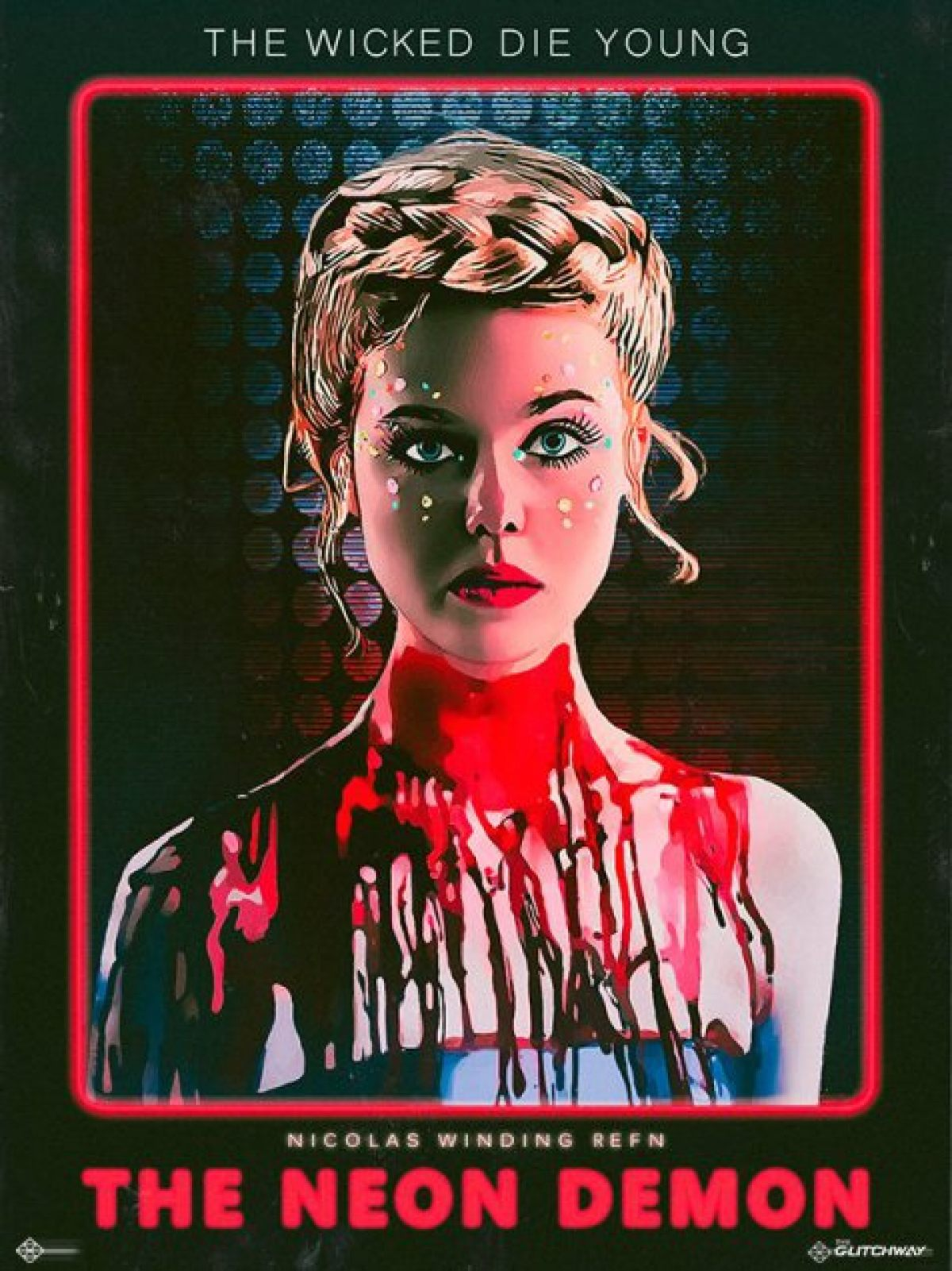 Poster do filme Demônio de Neon
