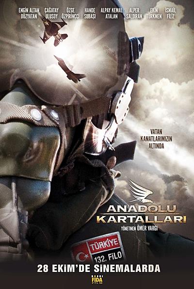 Poster do filme Anatolian Eagles