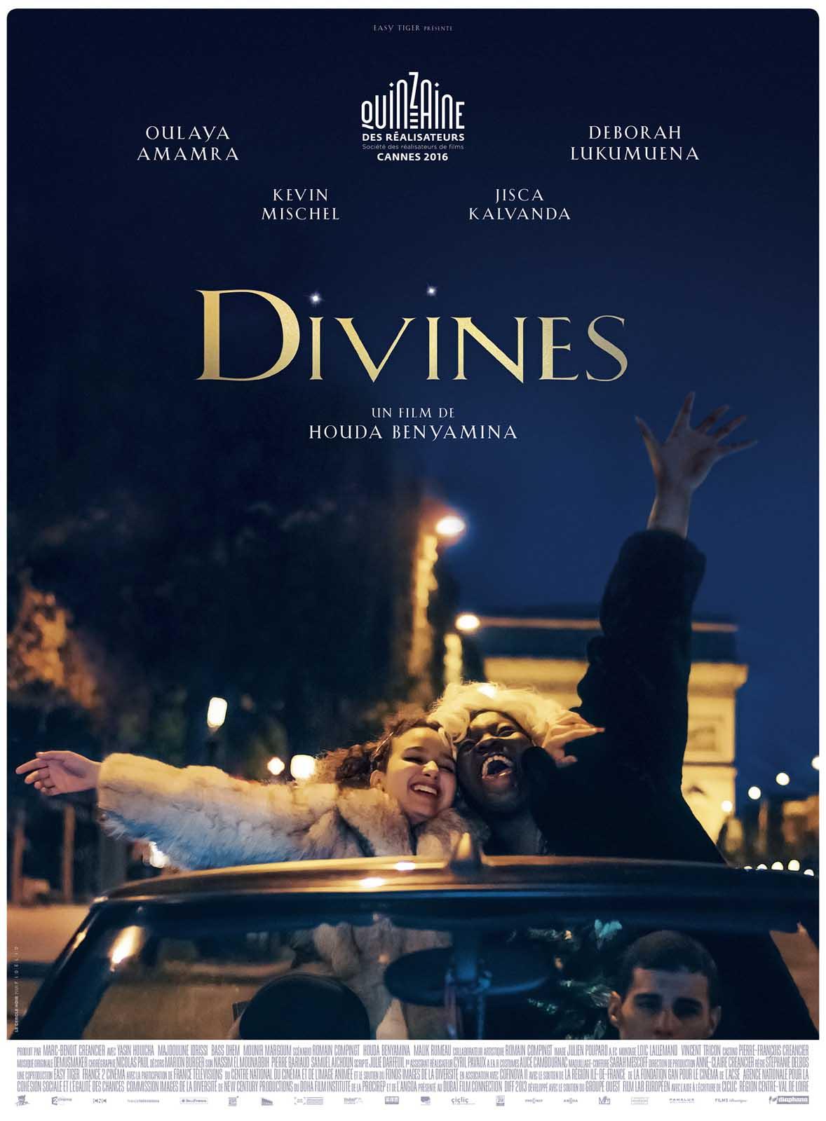 Poster do filme Divinas