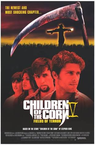 Poster do filme Colheita Maldita 5 - Campos do Terror