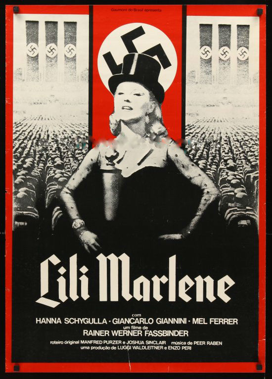 Poster do filme Lili Marlene