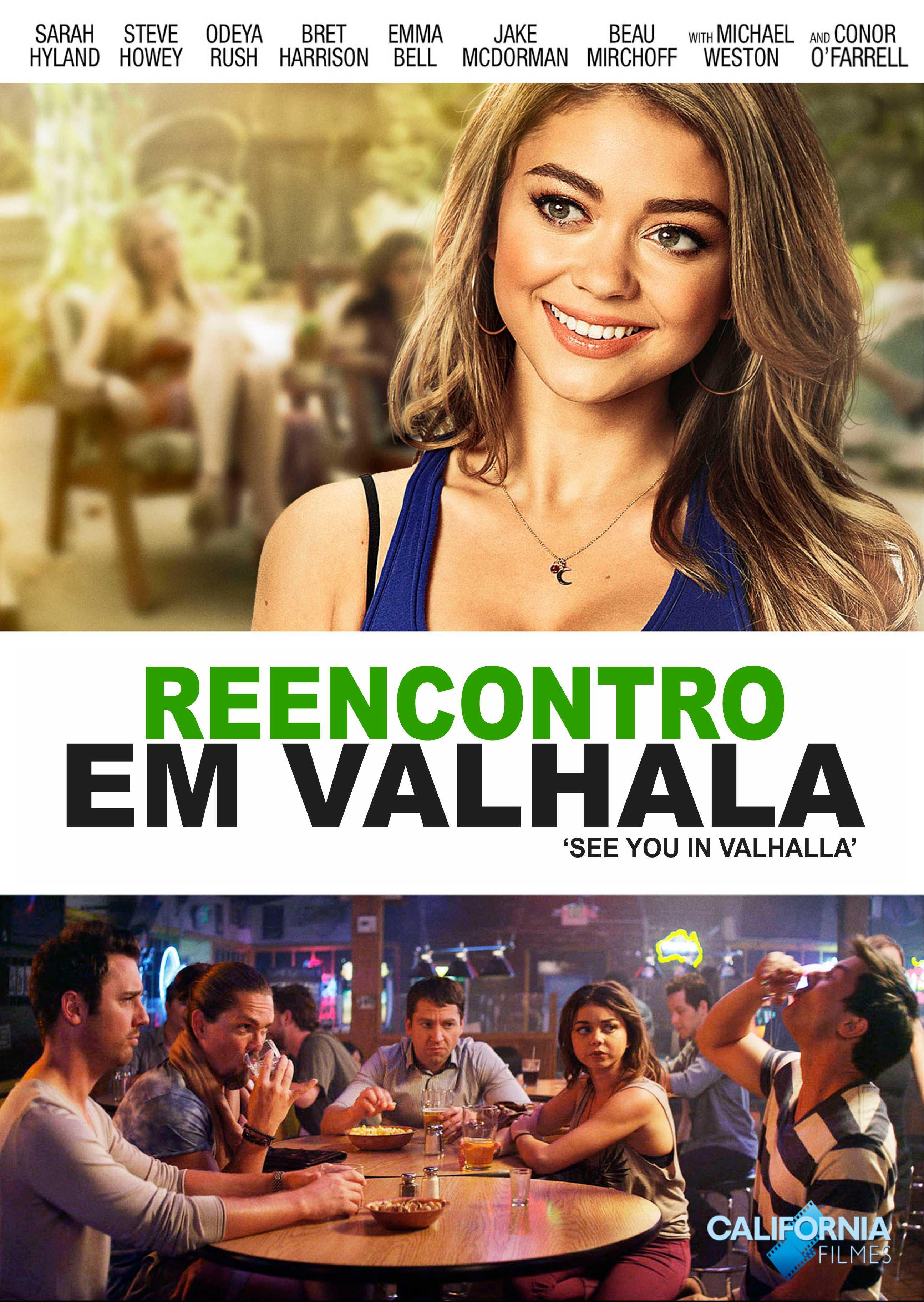 Poster do filme Reencontro em Valhalla