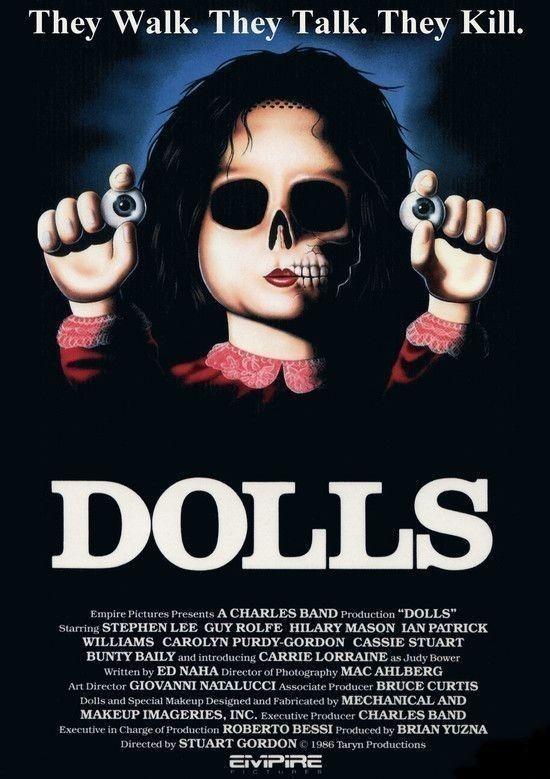 Poster do filme Bonecas Macabras