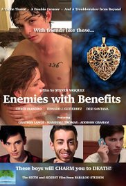 Poster do filme Enemies with Benefits