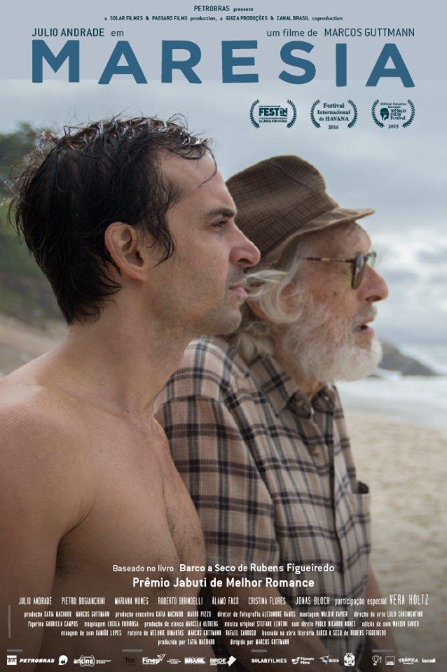 Poster do filme Maresia