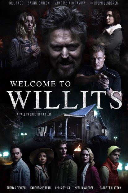 Poster do filme Welcome to Willits