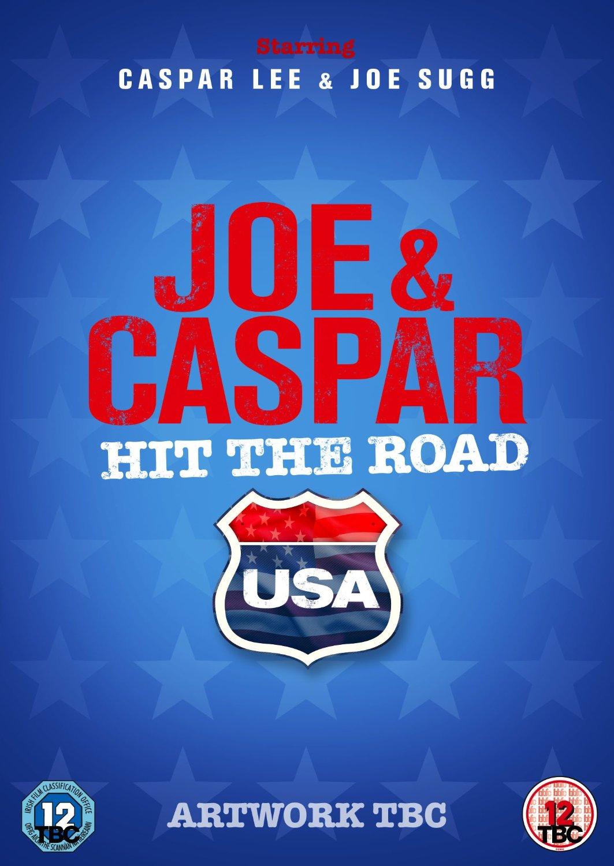 Poster do filme Joe & Caspar Hit The Road USA