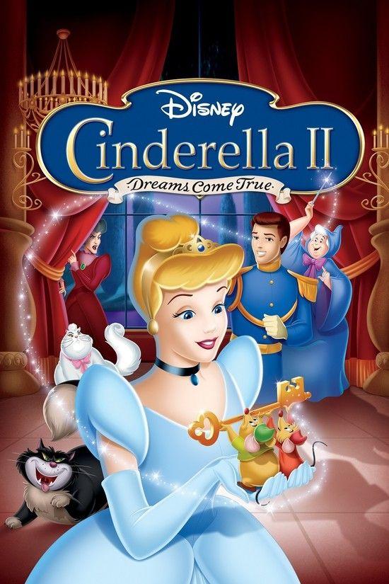 Poster do filme Cinderella II: Os Sonhos se Realizam