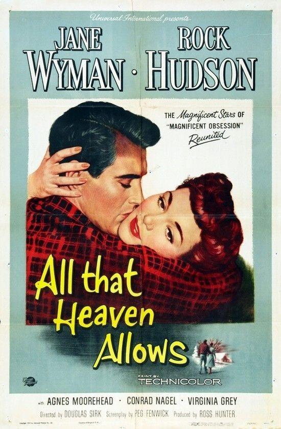 Poster do filme Tudo o Que o Céu Permite