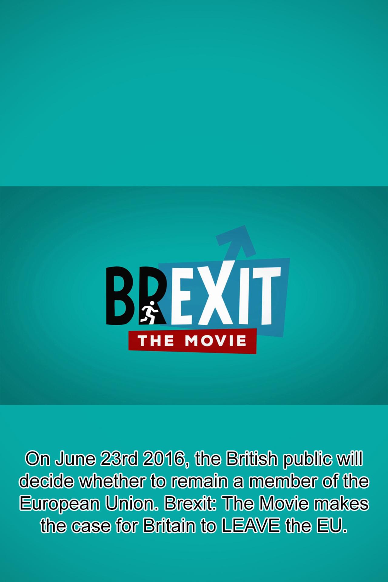 Poster do filme Brexit: O Filme