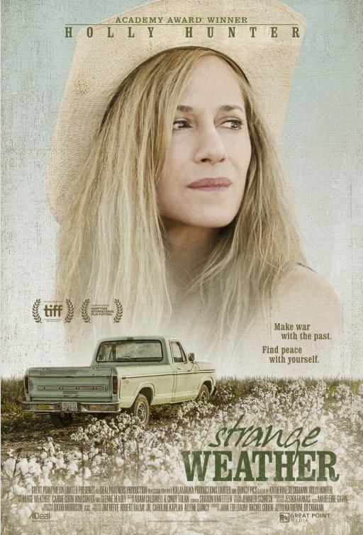 Poster do filme Strange Weather
