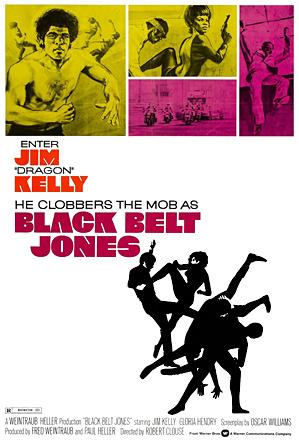Poster do filme Jones, o Faixa Preta