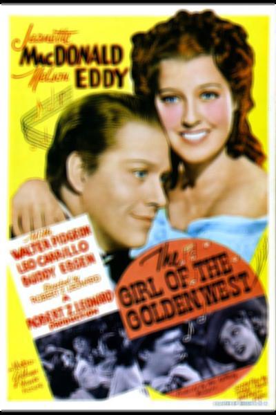 Poster do filme A Princesa do Eldorado