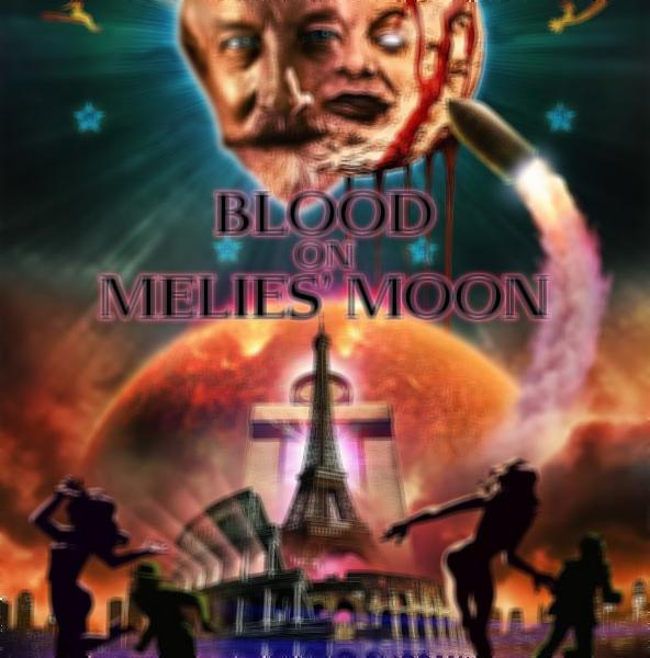 Poster do filme Sangue na Lua de Méliès