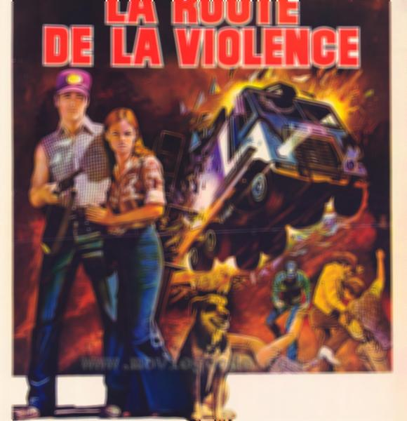Poster do filme Inferno no Asfalto