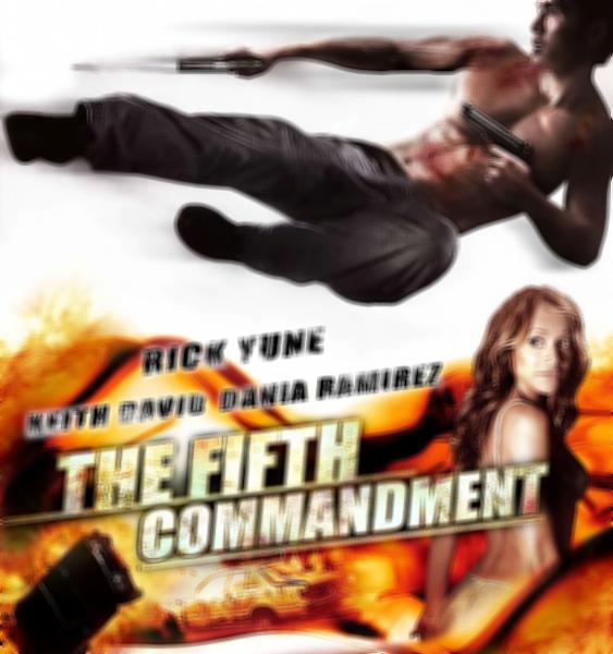 Poster do filme O 5º Comando