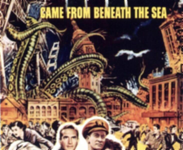 Poster do filme O Monstro do Mar