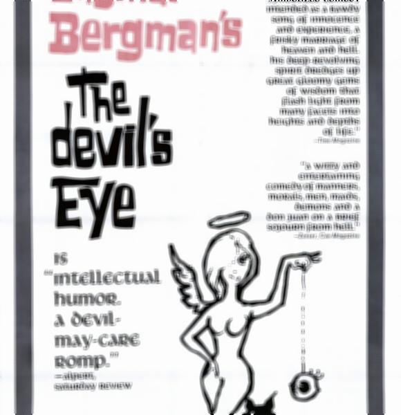 Poster do filme O Olho do Diabo