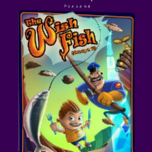 Poster do filme O Peixe dos Desejos