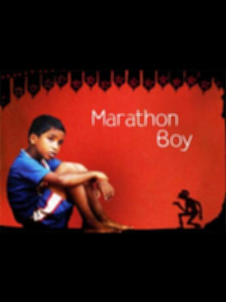 Poster do filme O pequeno maratonista