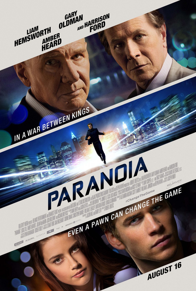 Poster do filme Paranóia Americana