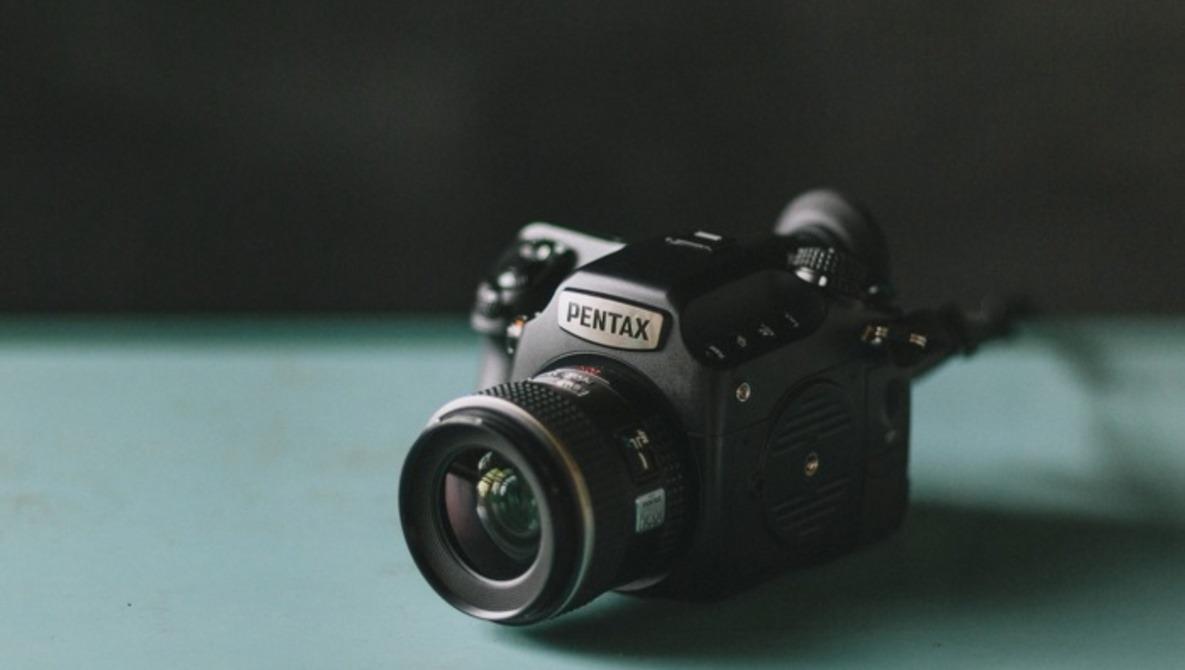 Fullsize Of Medium Format Digital Camera