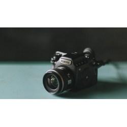 Small Crop Of Medium Format Digital Camera