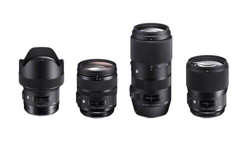 Medium Of Sigma Lenses For Canon