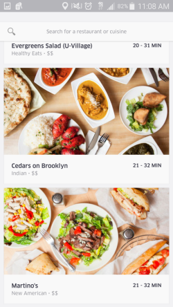 Charming Restaurant Testing Restaurant Delivery Tasty But Restaurants That Deliver Near Me Cash Restaurants That Deliver Near Me Mexican Uber Lets You Add Delivery Instructions Or Leave A Note