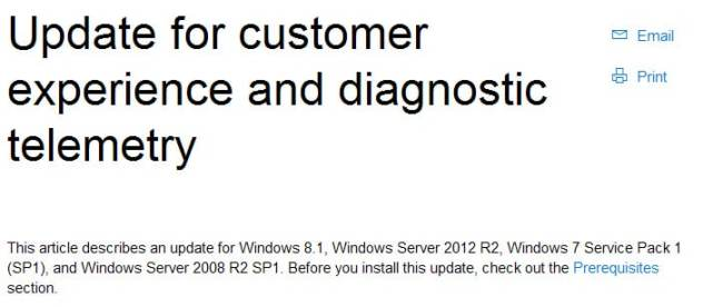 windows 7 8 data collecting