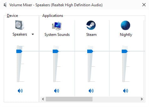 fix creative speakers standby no sound