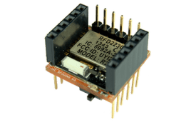 Tiny Low Cost BLE