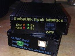 DerbyLink USB to RS232 over CAT5