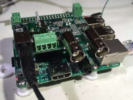 SpiroBoard Aeroponics pH / EC / Motor Controller
