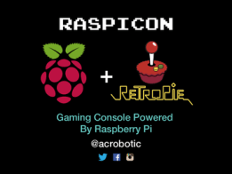 RASPICON: Retro Gaming Console