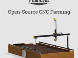 FarmBot - Open-Source CNC Farming