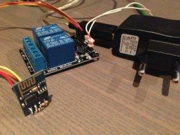 ESP8266 - native switcher