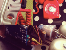 Cellular conversion of vintage rotary phone