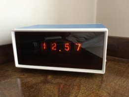 GPS Nixie Alarm Clock