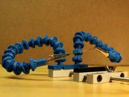 Locking ball and socket gooseneck system