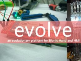 Evolve - A platform for Bionic Hands and HMIs