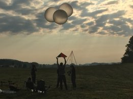 High Altitude Weather Balloon