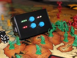 Risk Battle Simulator